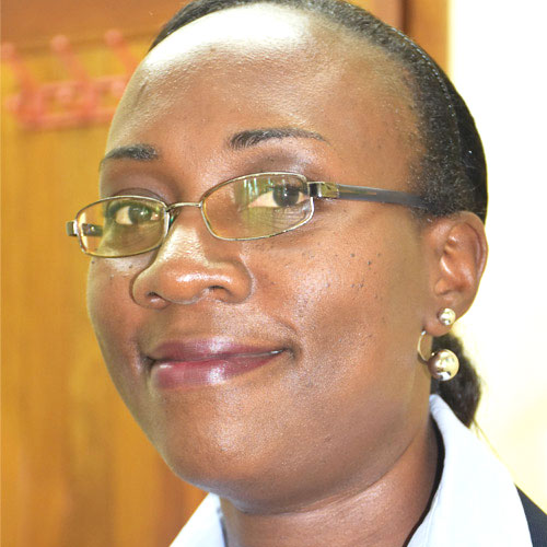 Dr. Catherine Ssenyimba, Deputy Director of Programs