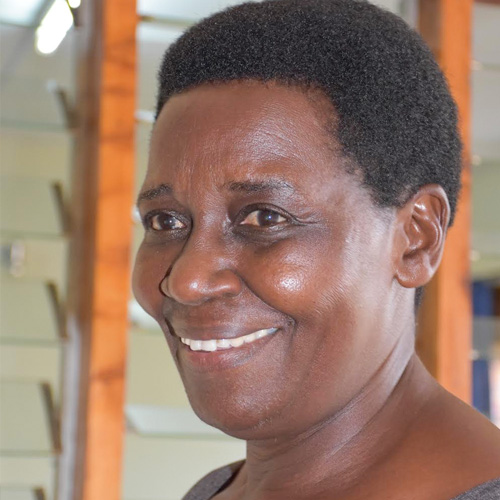 Mrs Florence Kaddu