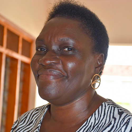 Mrs Gaamuwa Merab